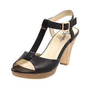 Seychelles Hey There T Strap Sandal Size 7.5